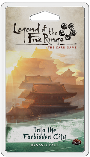 L5R LCG - Into the Forbidden City