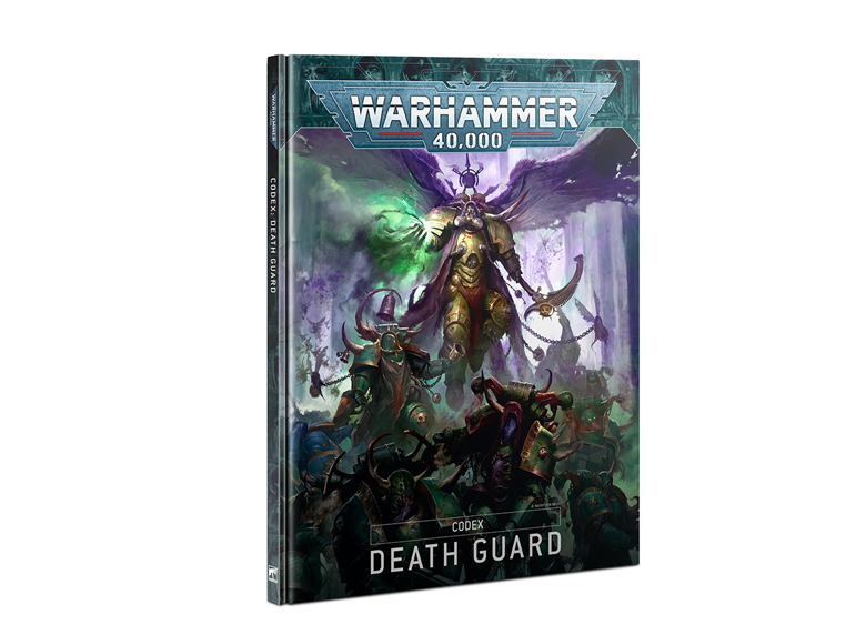 WH 40K: Death Guard Codex (9th Ed.)