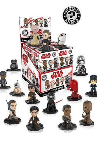 Funko MM: The Last Jedi (Vinyl Fig.)