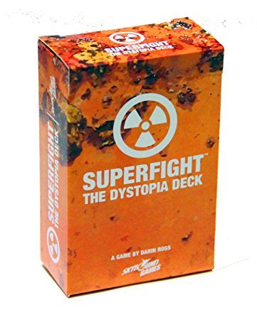 SUPERFIGHT - The Dystopia Deck