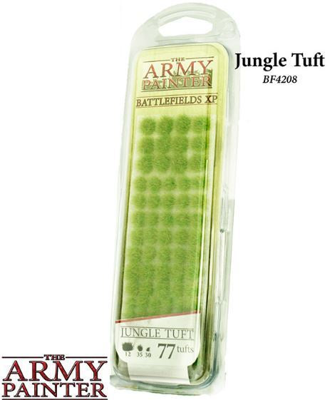 The Army Painter: Supplies - XP - Jungle Tuft