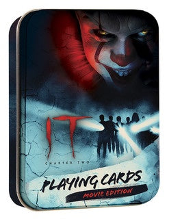 Playing Cards: The OP - IT: Chapter Two