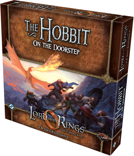 LOTR (LCG) - Pack 23: The Hobbit - On the Doorstep