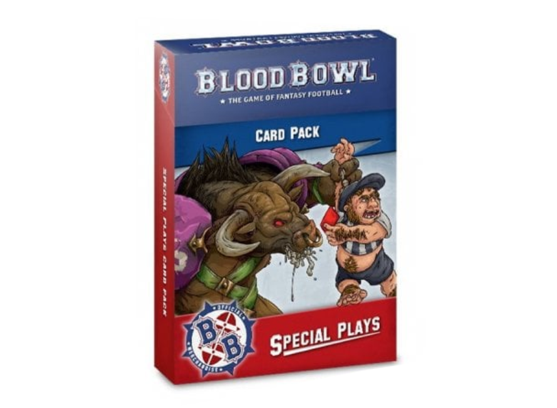 Blood Bowl - Special Plays Cards