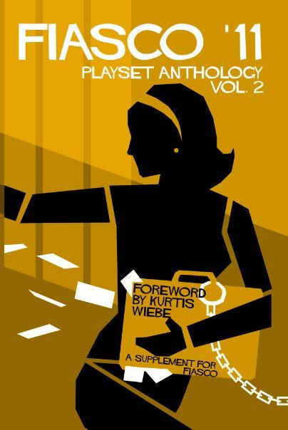 Fiasco RPG: '11 Playset Anthology - Volume 2