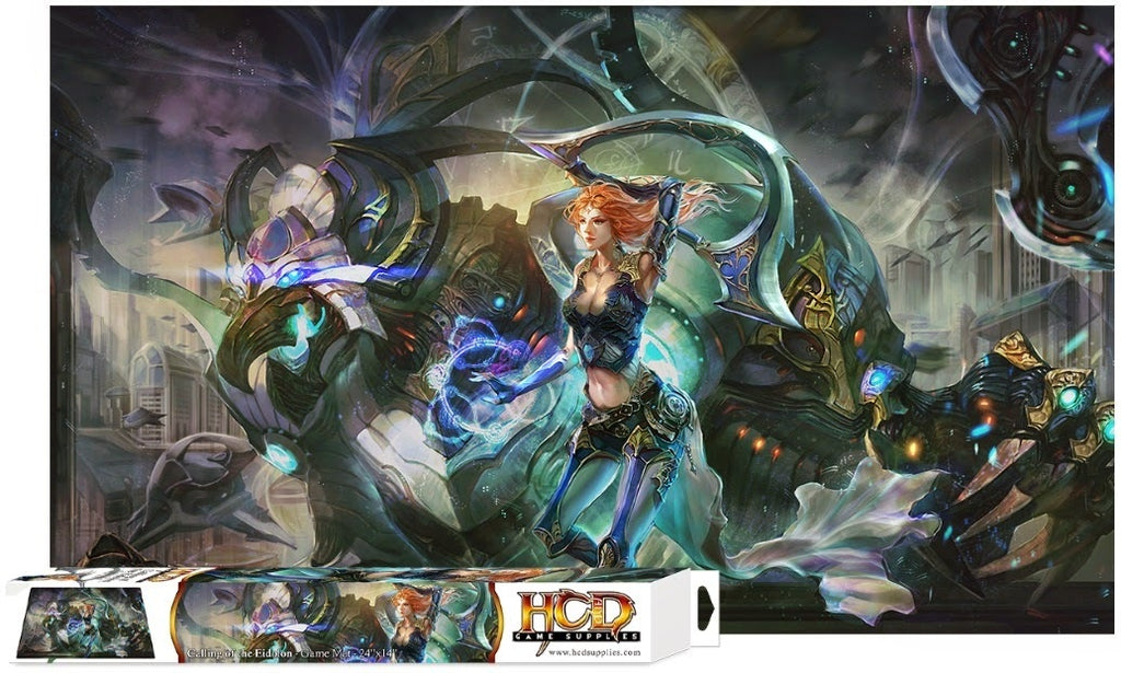 Playmat: HCD - Calling of the Eidolon