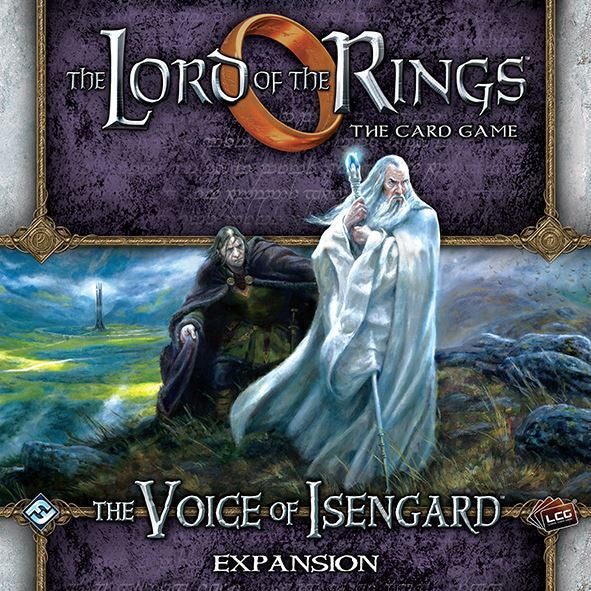 LOTR (LCG) - The Voice of Isengard