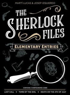The Sherlock Files: Elementary Entries  (اللعبة الأساسية)