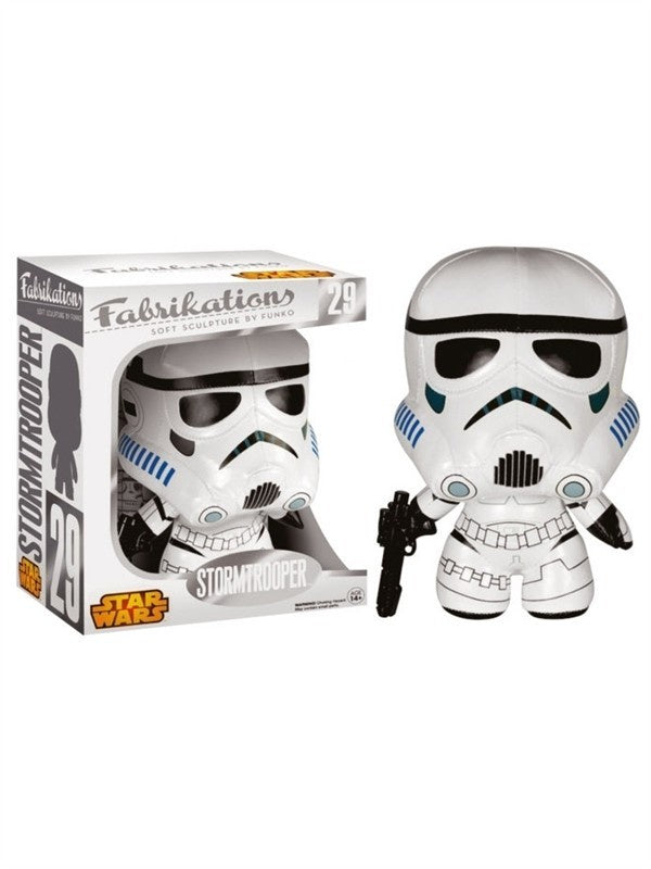 Funko Plush: Star Wars - Stormtrooper Plush 15cm