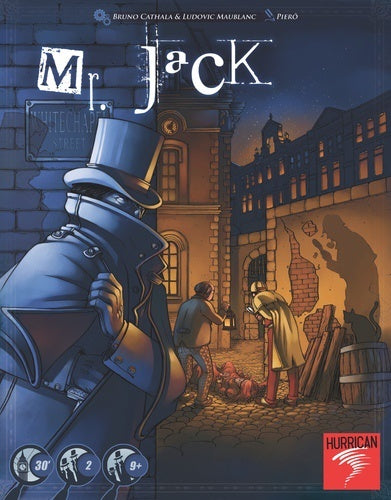 Mr. Jack (Revised Ed)