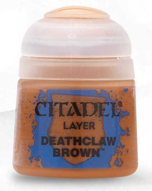Citadel: Layer Paints, Deathclaw Brown