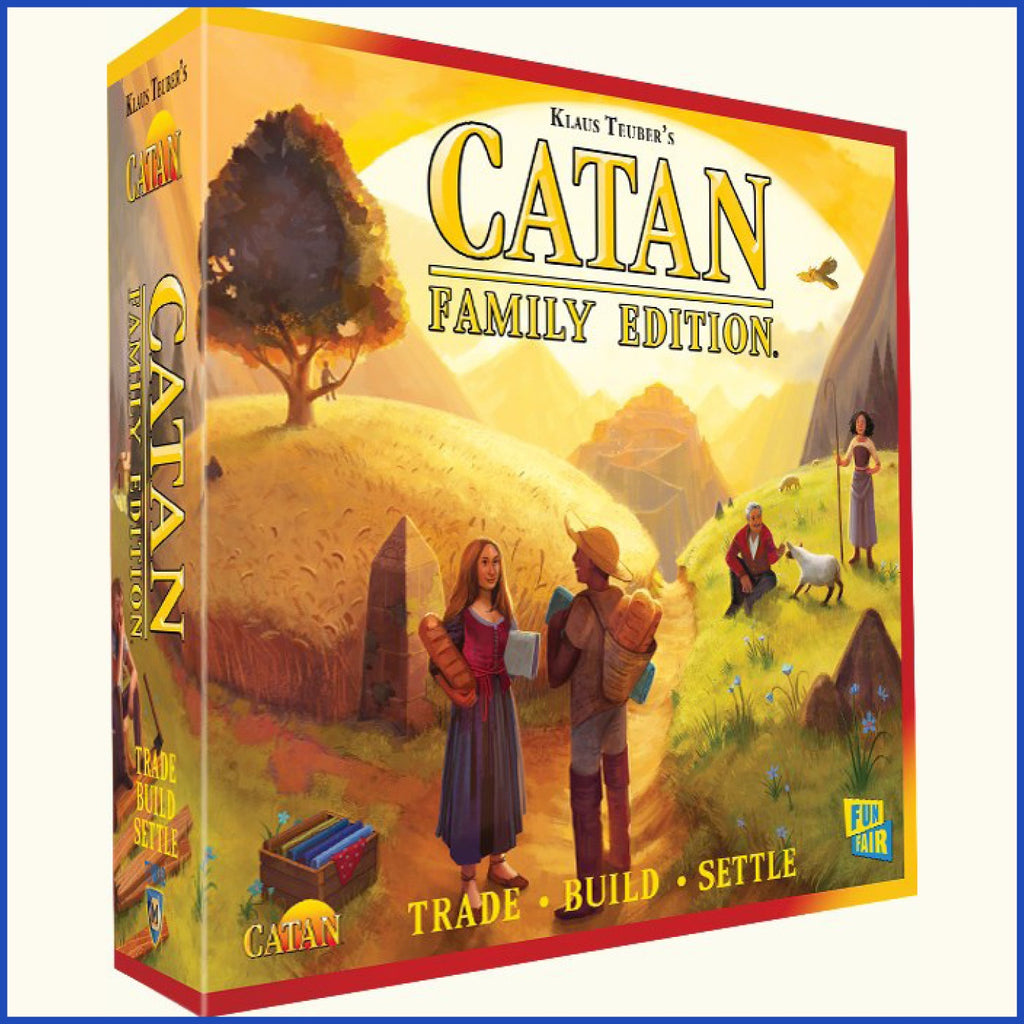 Catan (Family Ed)