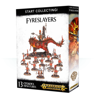Warhammer Age of Sigmar: Start Collecting! - Fyreslayers