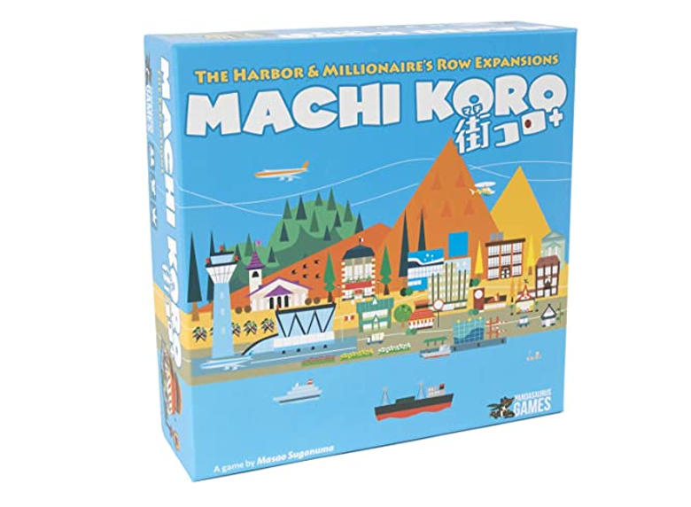 Machi Koro (5th Anniversary Ed.) - Anniversary Expansion