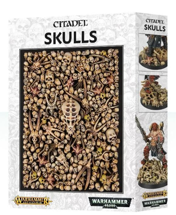 Citadel: Supplies - Skulls
