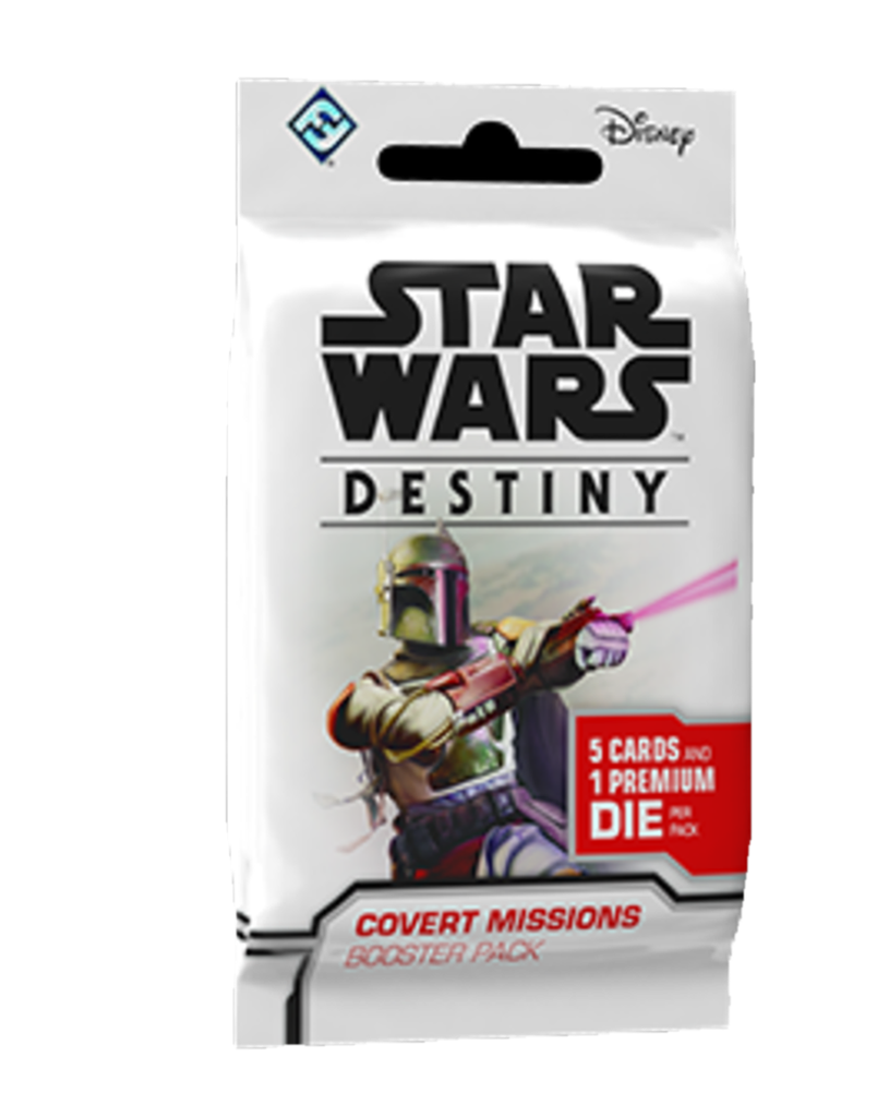 Star Wars: Destiny - Covert Missions [Booster]