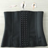 9 Steel Bone Waist Cincher Corset Latex