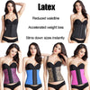 Latex Hot Body Shaper Vest