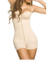 Seamless Firm Control Shapewear Open Bust Bodysuit Body Shaper
