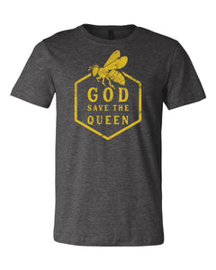 God Save the Queen T-shirts Refill  Pack of 5