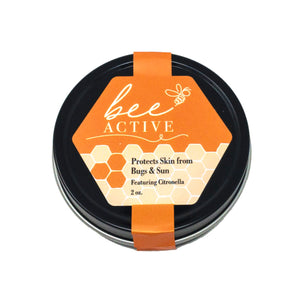 Bee Active (Protects Skin from Bugs featuring Citronella)