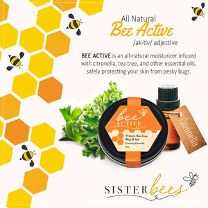 Bee Active Travel Size - 10 pack