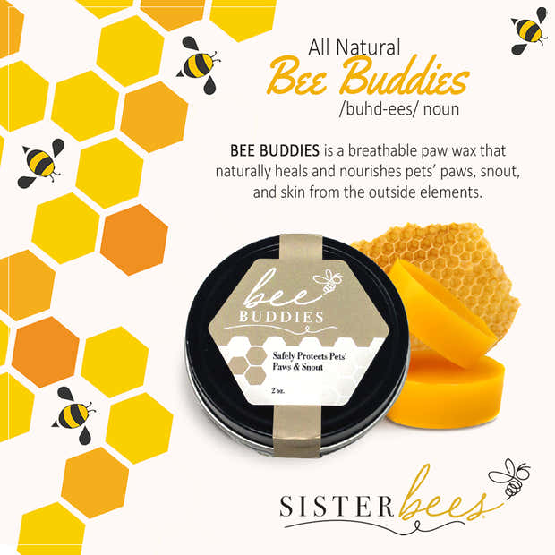 Bee Buddies Travel Size - Pack of 10 1