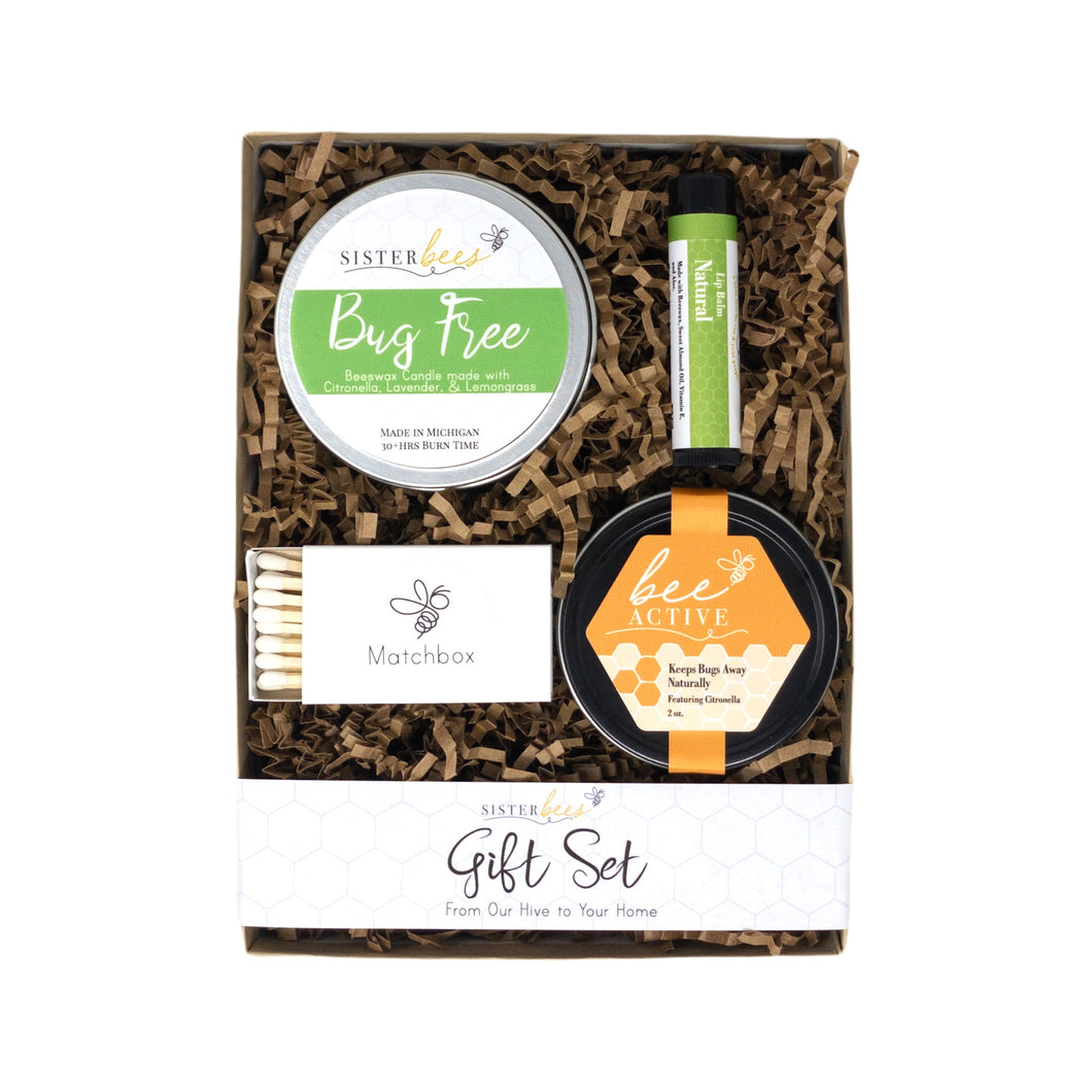 Bee Outdoorsy Gift Sets