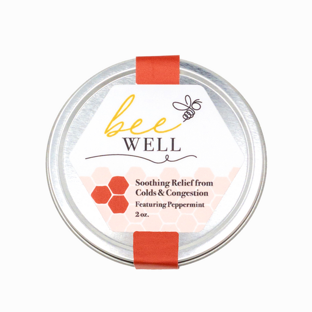 Bee Well - Soothing Relief from Colds & Congestion 1
