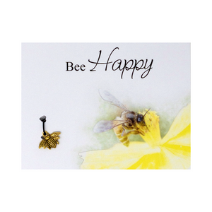 Sister Bees Cards with a Cause - Bee Happy