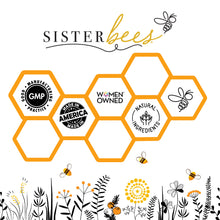Load image into Gallery viewer, Honey Bee Set - includes 48 lip balm and 16 Bee Tins
