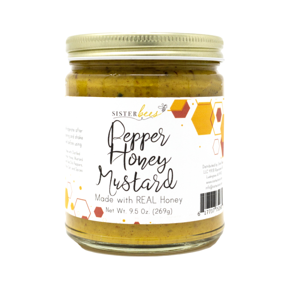 Pepper Honey Mustard