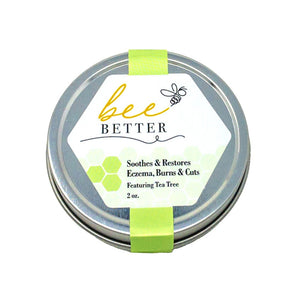 Bee Better (Soothes & Restores Eczema, Burns. & Cuts)