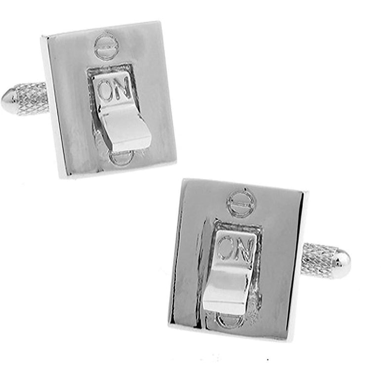 On/Off Switch Cufflinks