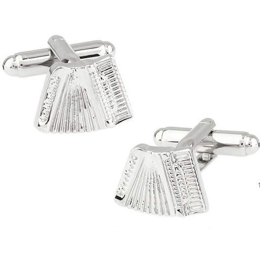 Accordian Cufflinks