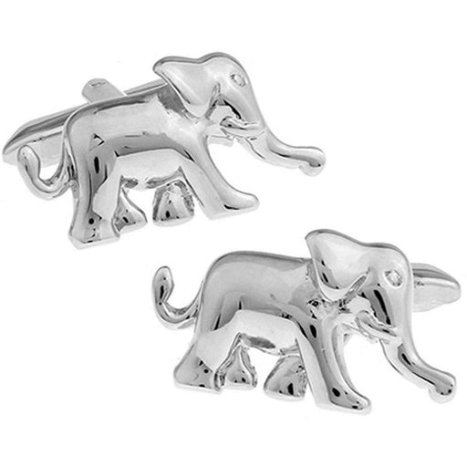 Indian Elephant Cufflinks