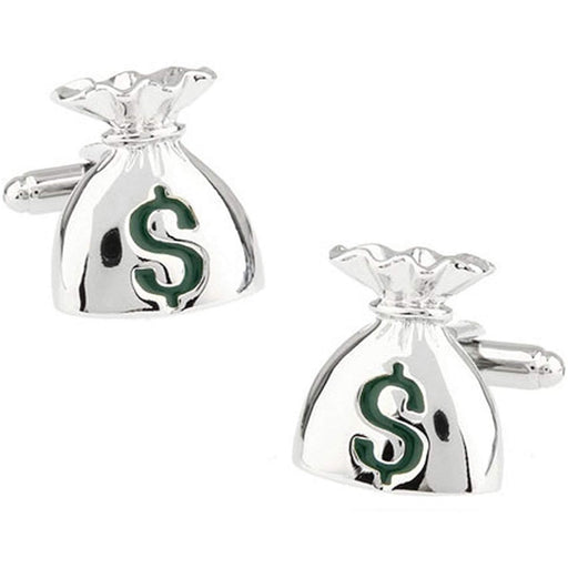 Bag Of Loot Cufflinks