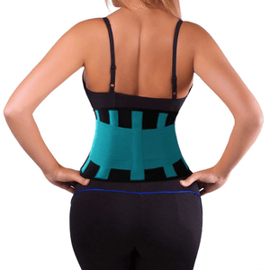 Adjustable Slimming Belt Belly Trainer Waist Support