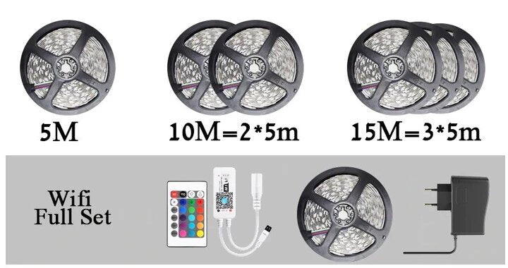 UniqueAge™ SMART LED Light Strip