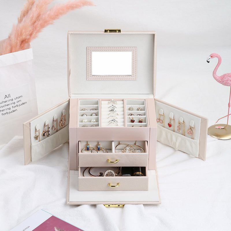 Multi-functional Jewelry Box
