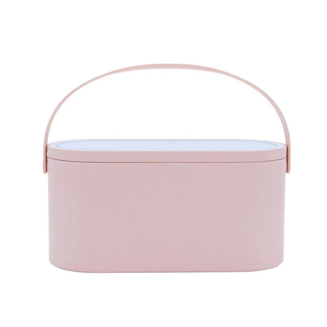 Makeup Travel Case With LED Lighting