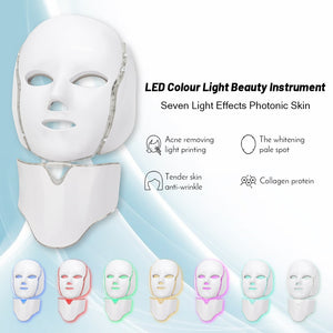PURE MASK® Professional Light Therapy Mask