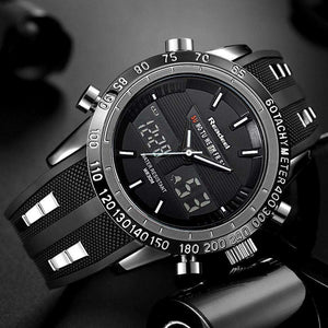 Luxury LED Digital Military Watch