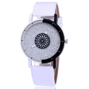 Luxury Casual Candy Leather Watch