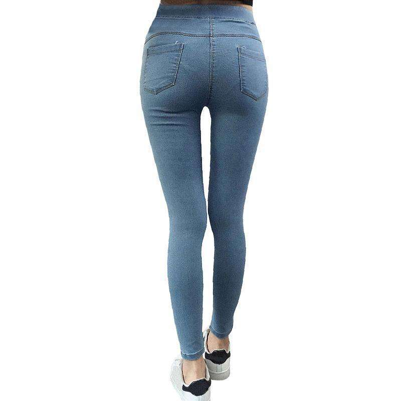 Basic Skinny Womens Jeans