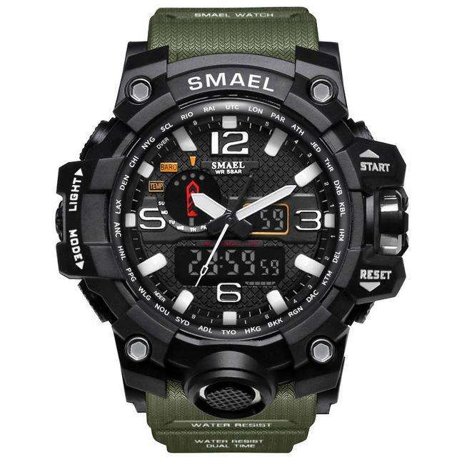 Men Military Watch Waterproof Watch