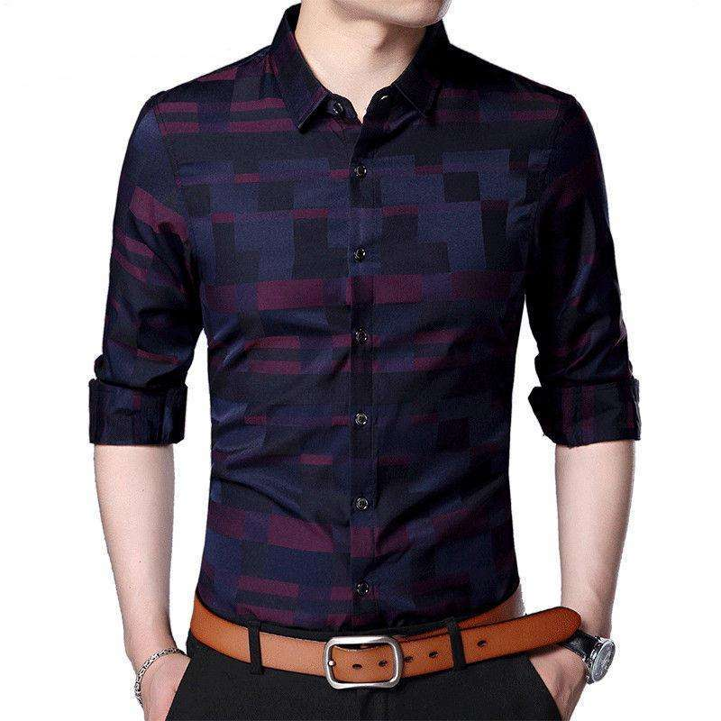 Mens Business Casual Shirts