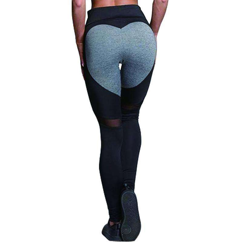 Fitness Clothing Elastic Leggings