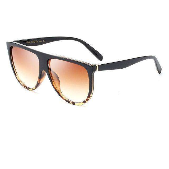 Unique Age Oversized Square Sunglasses