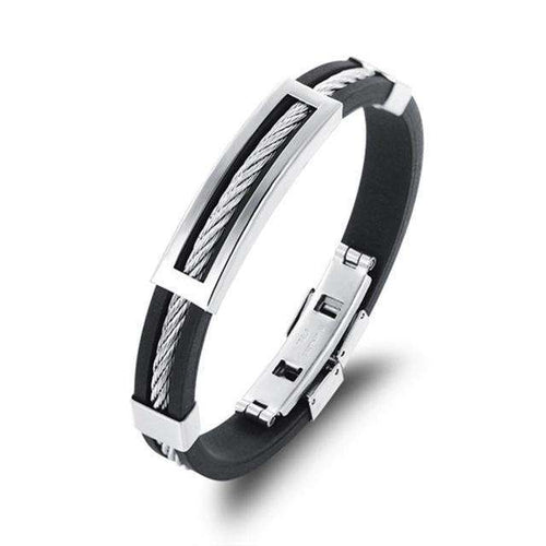 Unique Age Mens Bracelets Stainless